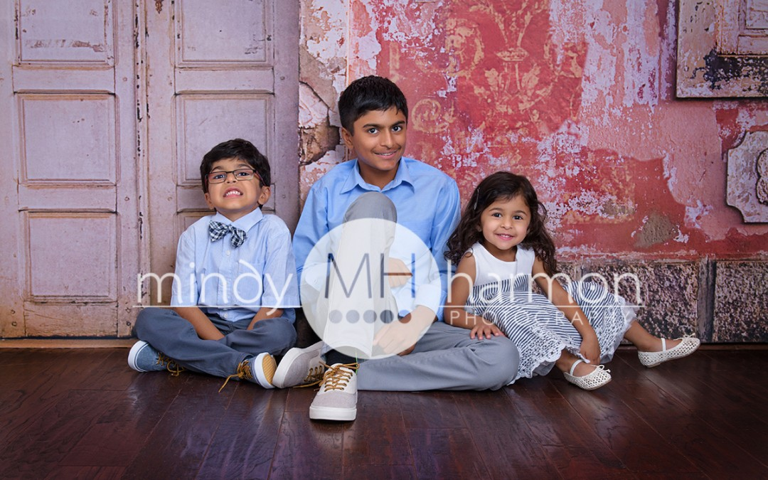 The Malik Children!!