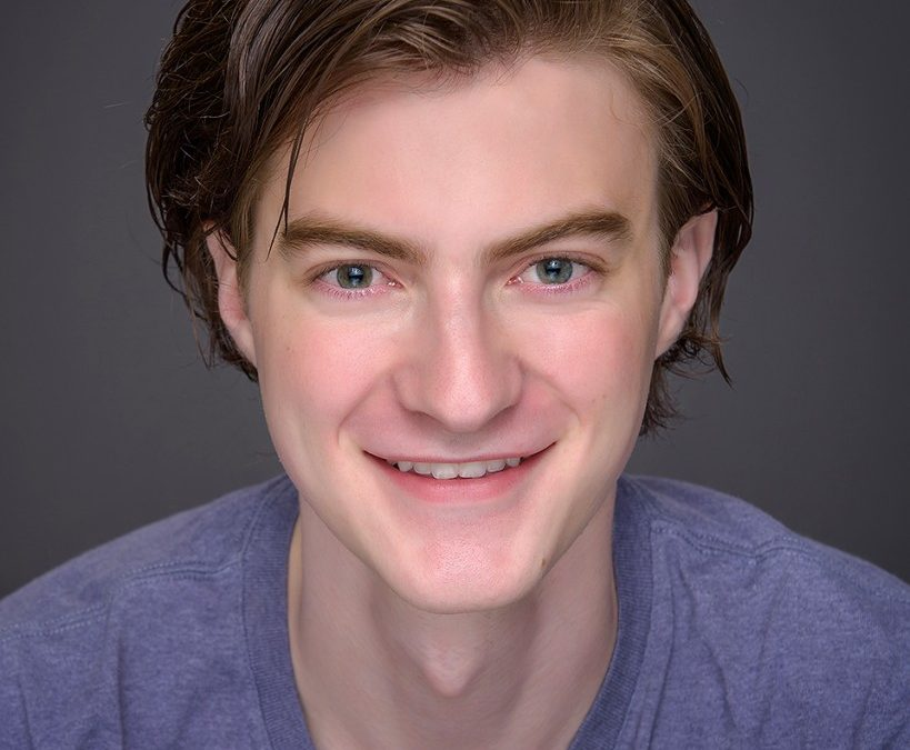 Headshot Session- Matthew!