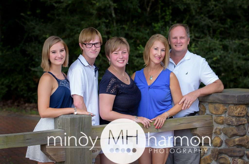 The Munsell Family!