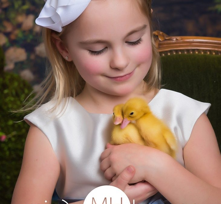 Easter Quick Takes with Baby Ducks!