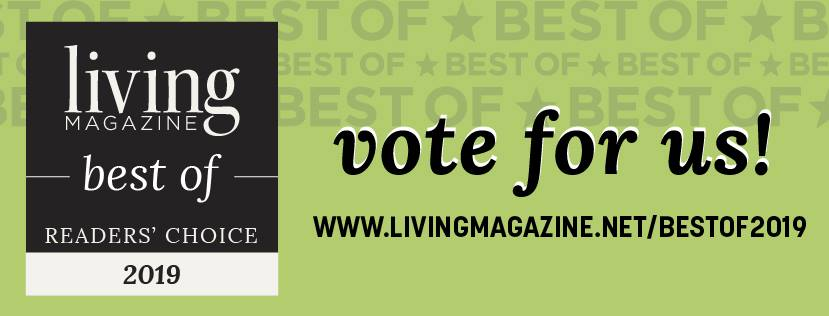 Living Magazine Reader's Choice 2019