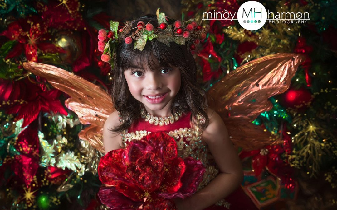 Christmas Fairies Portrait Sessions