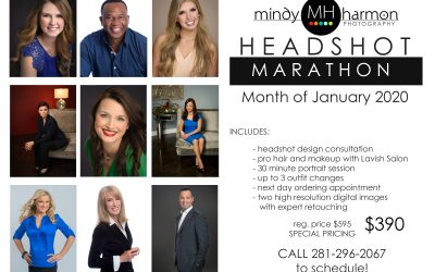 January Headshot Special Continues