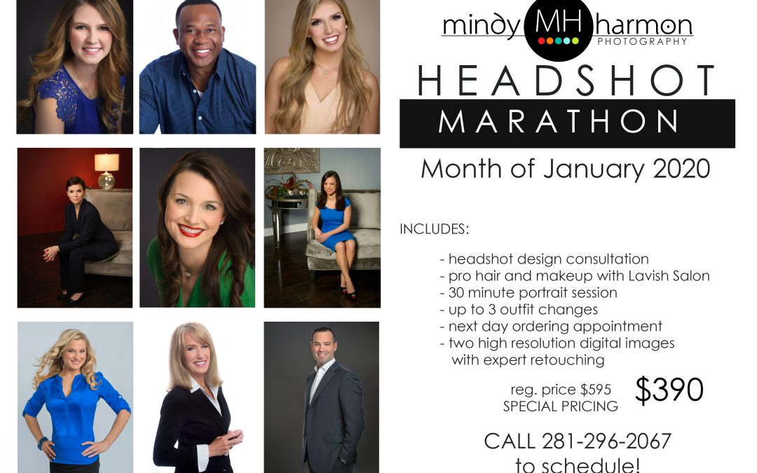 2020 Professional Headshots!