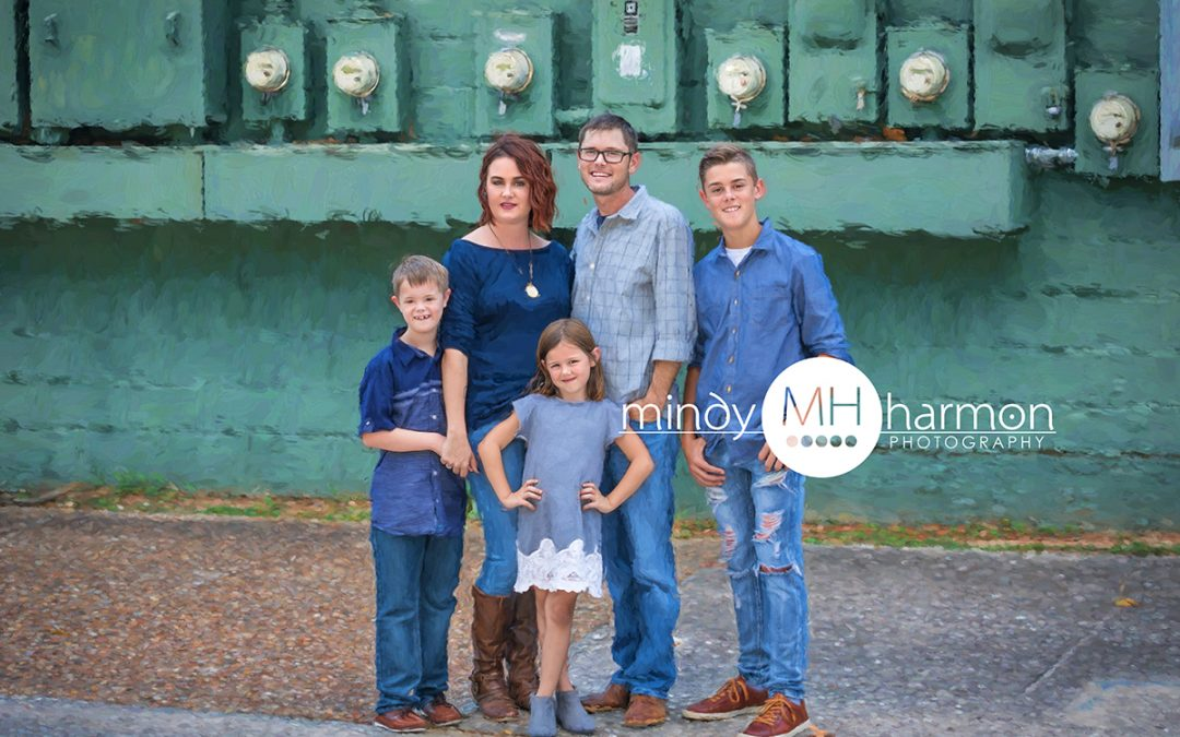 Schedule Clear? Book a Family Portrait Session!